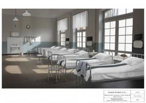 szpital ujazdowski wnetrze
